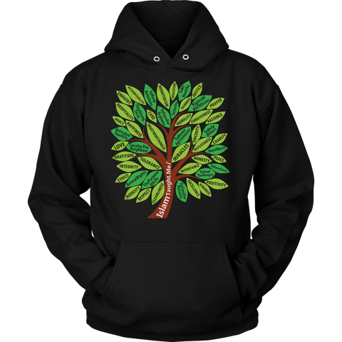 ITM TreeWords Front PortCo Hoodie