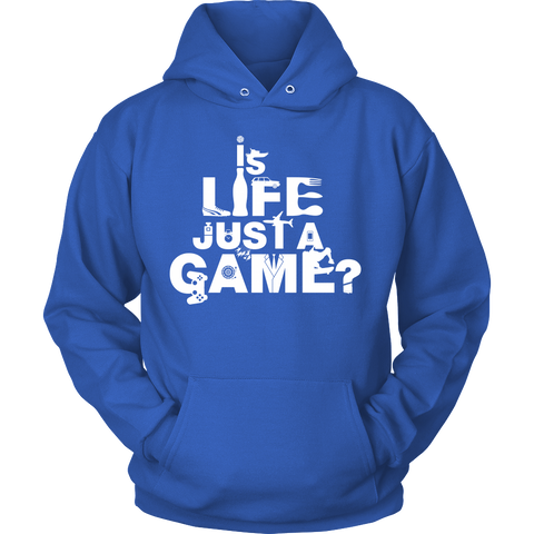 LifeGame Front PortCo Hoodie