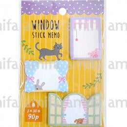 "Amifa Sticky Notes ""Window"""