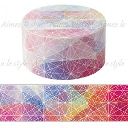 "Amifa Washi Tape Middle ""Skylight Spring M"""
