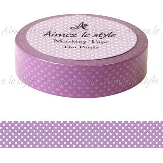 Amifa Washi Tape Regular