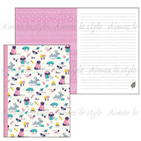 Amifa A5 Notebook (with Cotton Spine)