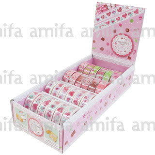 Amifa Washi Tape 15mm (Small)