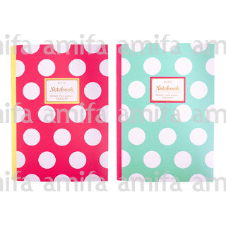 Amifa B6 Notebook Pop Dot
