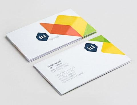 Standard Business Cards