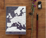 Indigo Worldmap Line Notes & Stickers
