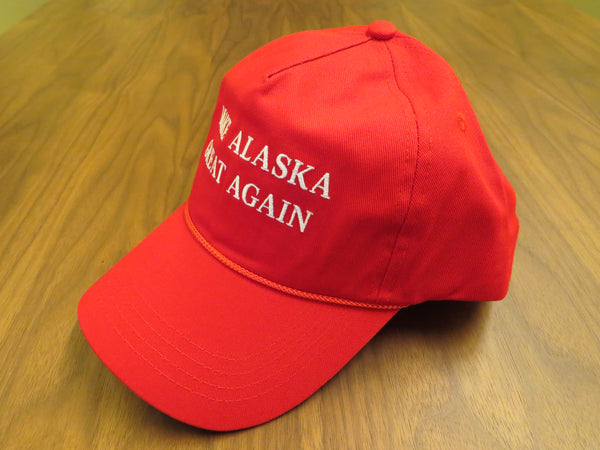 MAKE ALASKA GREAT AGAIN (Free US Shipping)