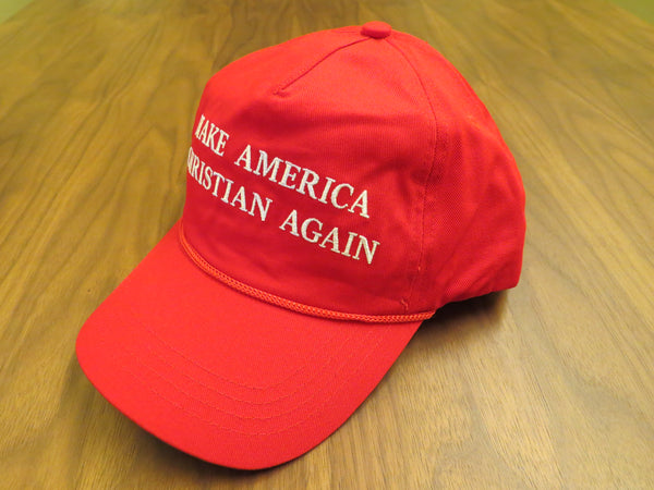 MAKE AMERICA CHRISTIAN AGAIN (Free US Shipping)