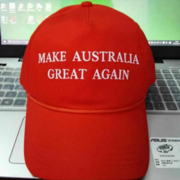 MAKE AUSTRALIA GREAT AGAIN (Free Australia-wide Shipping)