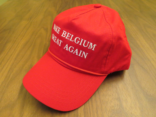 MAKE BELGIUM GREAT AGAIN (Free Worldwide Shipping) - Make The United States Great Again