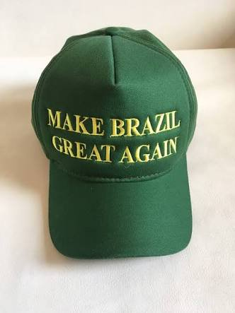 MAKE BRAZIL GREAT AGAIN! (Free Worldwide Shipping) - Make The United States Great Again