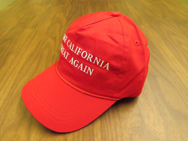 MAKE CALIFORNIA GREAT AGAIN (Free US Shipping)