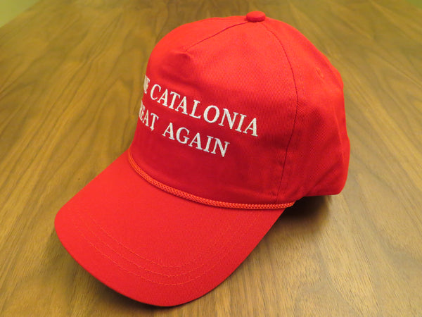 MAKE CATALONIA GREAT AGAIN (Free Worldwide Shipping) - Make The United States Great Again