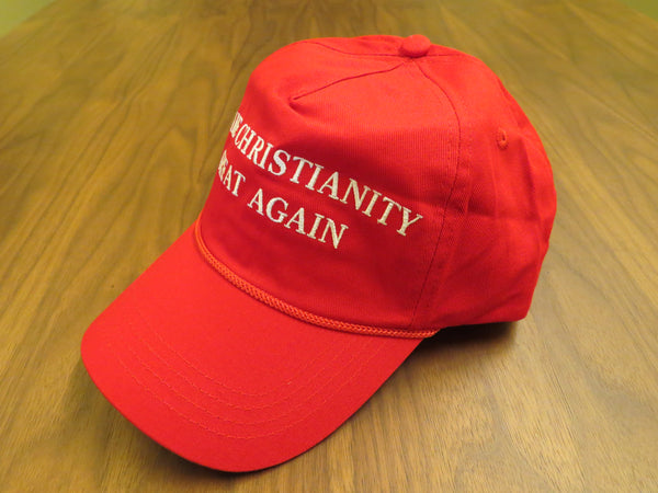 MAKE CHRISTIANITY GREAT AGAIN (Free US Shipping) - Make The United States Great Again