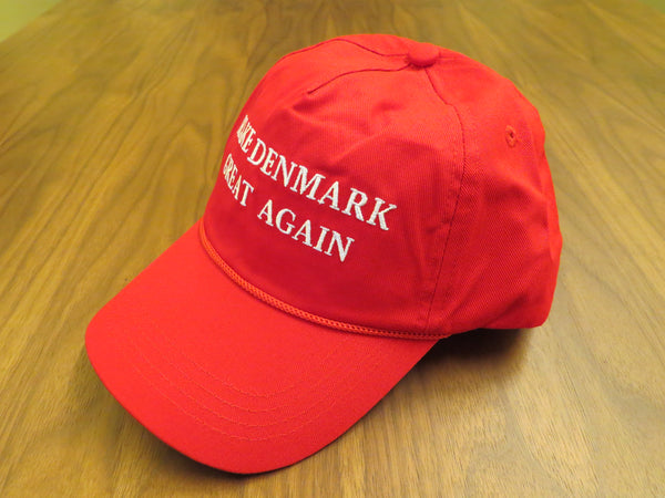 MAKE DENMARK GREAT AGAIN (Free Worldwide Shipping) - Make The United States Great Again