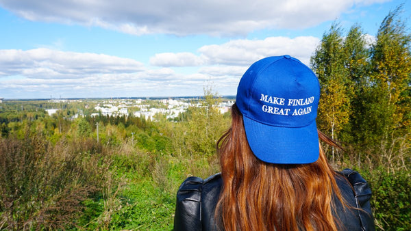 MAKE FINLAND GREAT AGAIN (Free Worldwide Shipping) - Make The United States Great Again