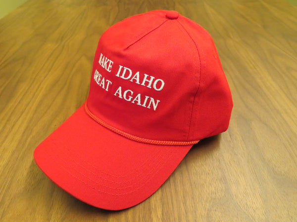 MAKE IDAHO GREAT AGAIN (Free Worldwide Shipping)