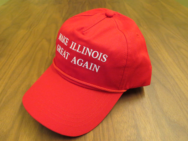 MAKE ILLINOIS GREAT AGAIN (Free Worldwide Shipping)