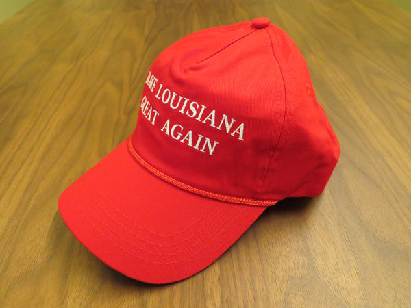 MAKE LOUISIANA GREAT AGAIN (Free US Shipping)