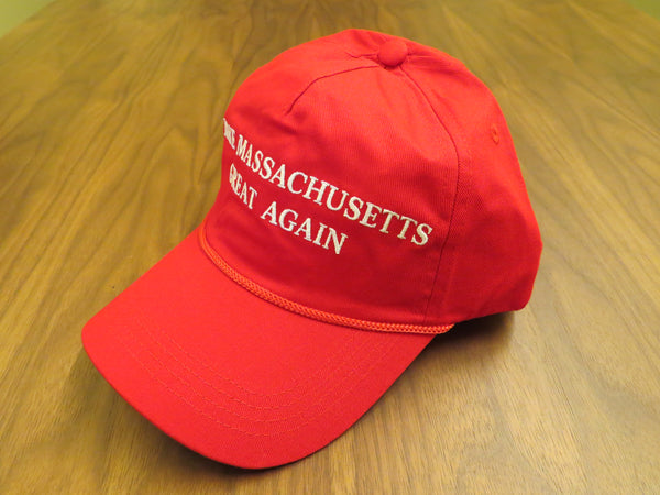 MAKE MASSACHUSETTS GREAT AGAIN (Free US Shipping)