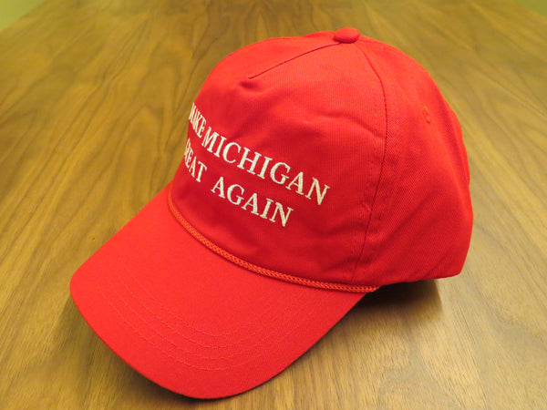 MAKE MICHIGAN GREAT AGAIN (Free Worldwide Shipping)