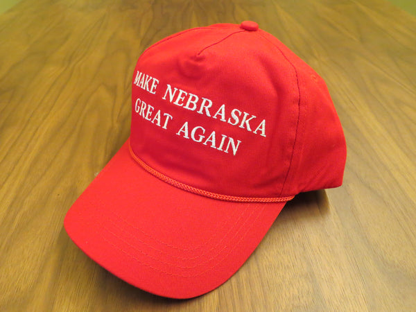 MAKE NEBRASKA GREAT AGAIN (Free US Shipping)