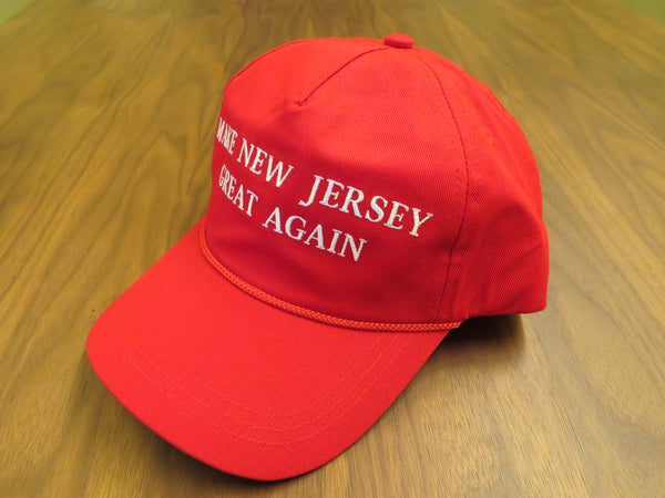MAKE NEW JERSEY GREAT AGAIN (Free US Shipping)