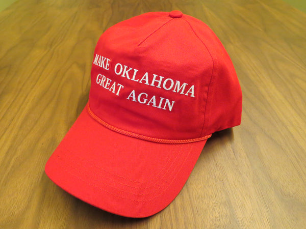 MAKE OKLAHOMA GREAT AGAIN (Free Worldwide Shipping)