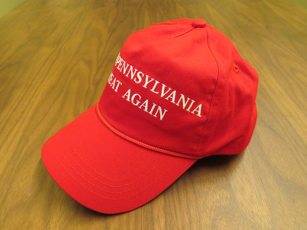 MAKE PENNSYLVANIA GREAT AGAIN (Free US Shipping)