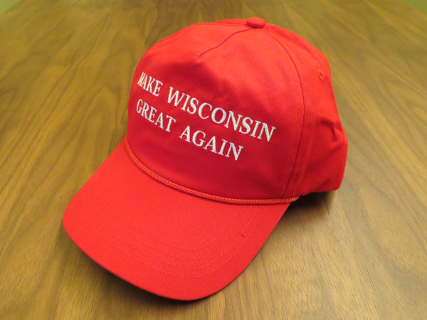 MAKE WISCONSIN GREAT AGAIN (Free Worldwide Shipping)