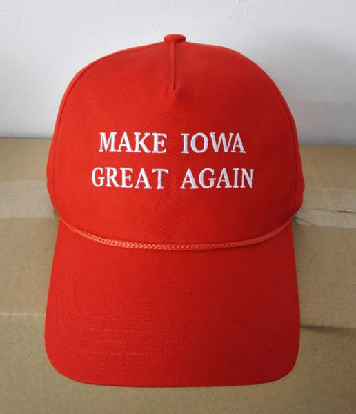 MAKE IOWA GREAT AGAIN (Free Worldwide Shipping)
