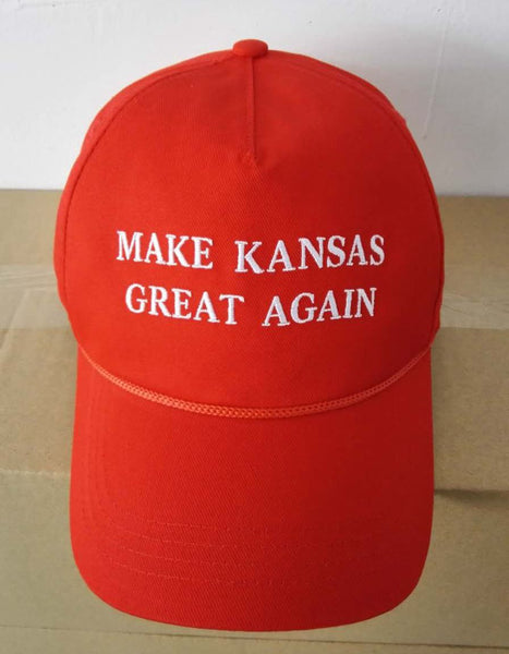 MAKE KANSAS GREAT AGAIN (Free Worldwide Shipping)