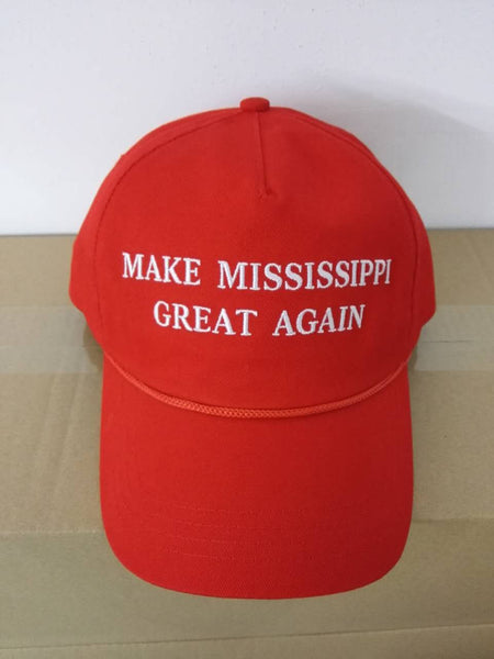 MAKE MISSISSIPPI GREAT AGAIN (Free US Shipping)