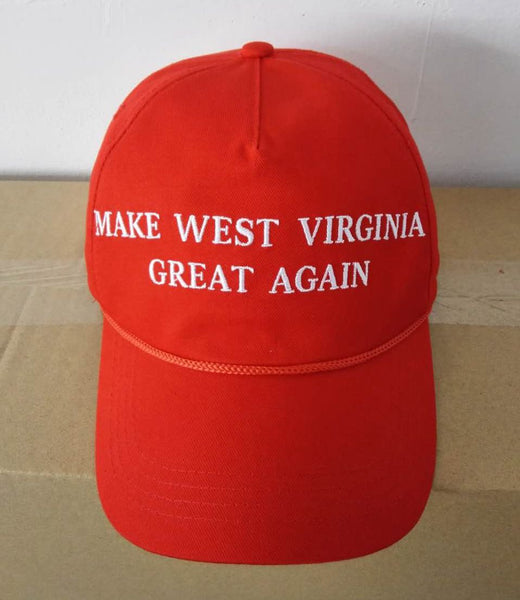 MAKE WEST VIRGINIA GREAT AGAIN (Free US Shipping)