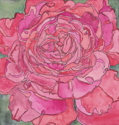 Rose Painting 73