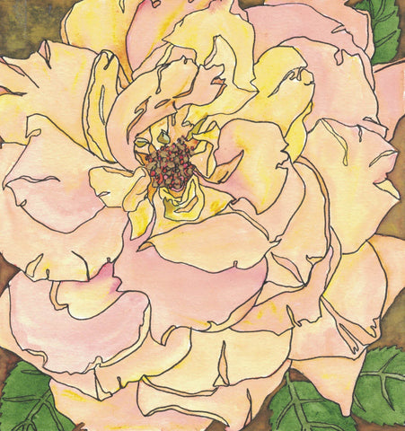 Rose Painting 54