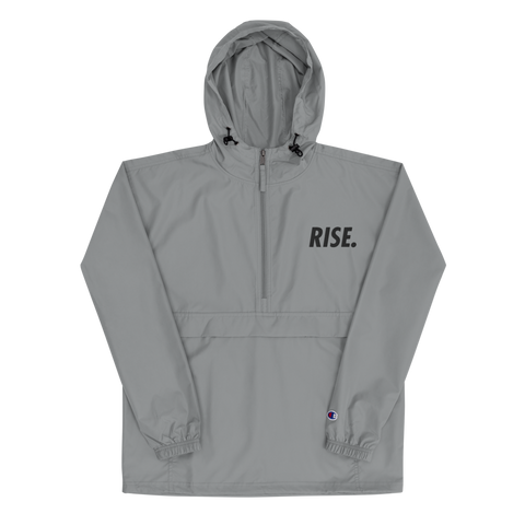 RISE. Packable Jacket