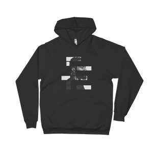 Better Late Than Never Cover Hoodie (Black)