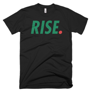 RISE. T-Shirt (BLK History Edition)