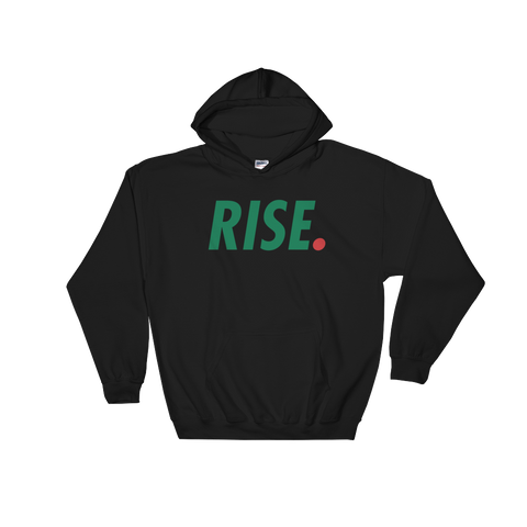 RISE. Hoodie (BLK History Edition)