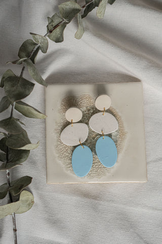Dorothy II Clay Earrings