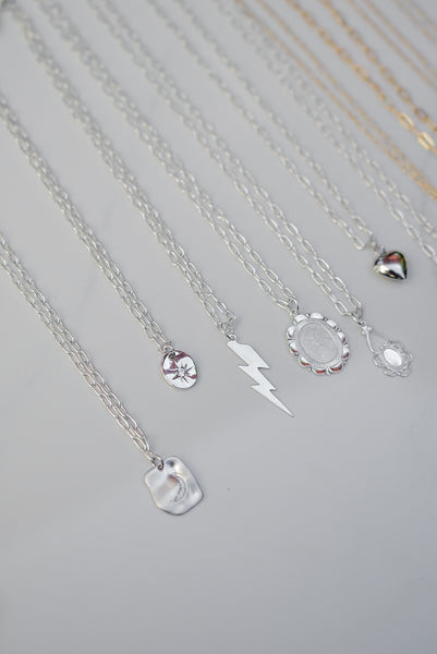 Constellation Necklace - Sterling Silver