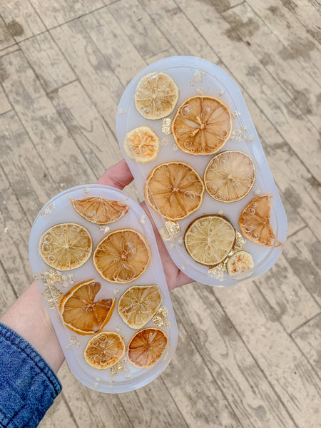 Farmers Market Resin Dishes