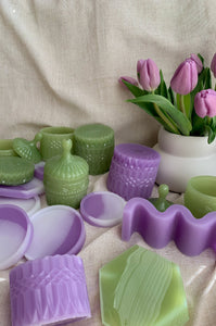 Lavender Tulips Collection