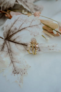 Apple Cider Bead Ring 3 pack
