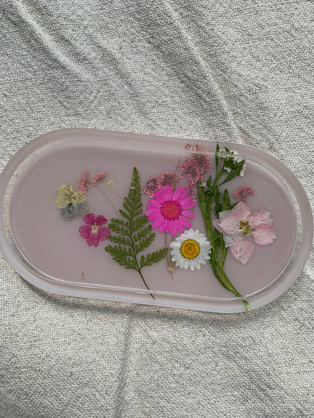 Brunch Flower Garden Trinket Dishes