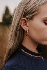 Ear Cuff - 14k Gold Fill
