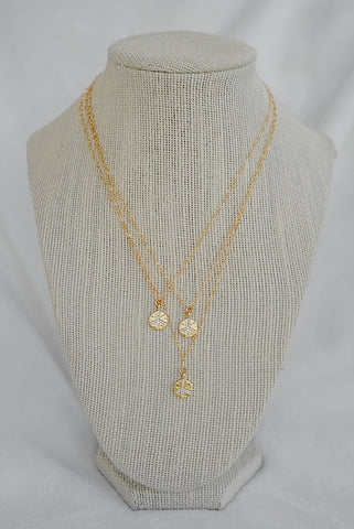 Celeste Necklace - 14k Gold Fill