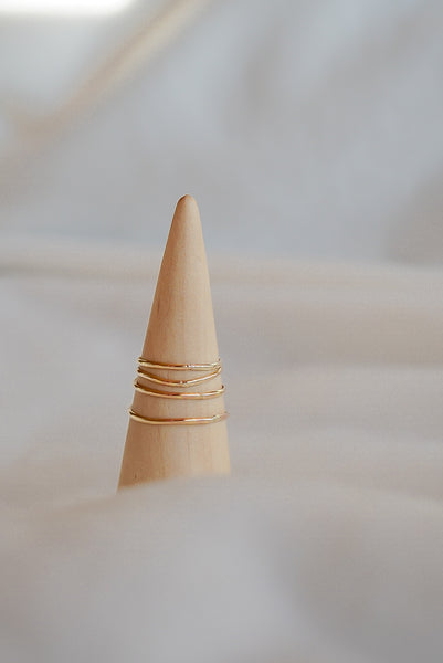 The Thin Ring - 14k Gold Fill