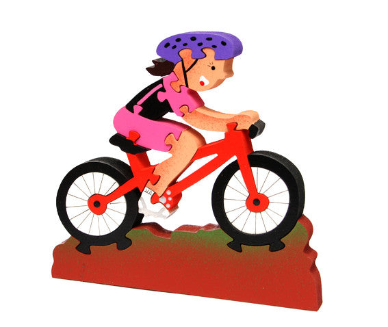 Ciclista Mujer